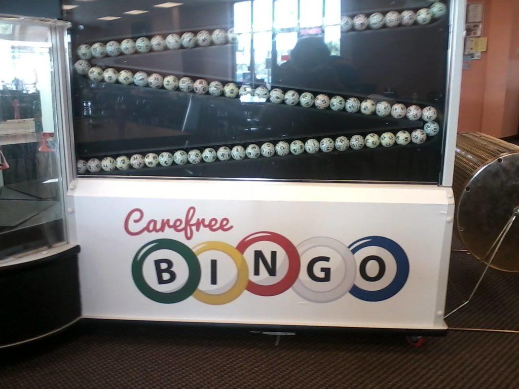 Tri-Lakes Lions Club Bingo