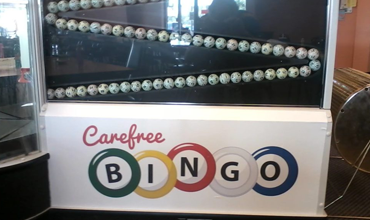 Carefree Bingo with the Tri-Lakes Lions Club