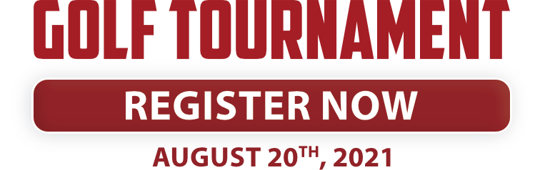 Golf Tournament - August 20th, 2021